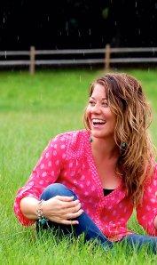 me_laughing in rain