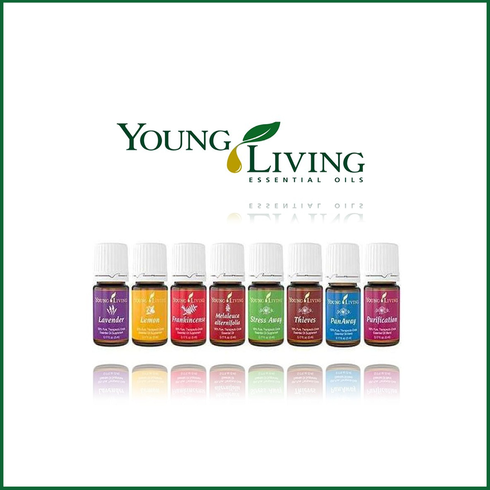 Written Jewels Wellness-Young Living Essential Oils-Main Image